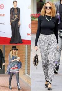 Nicole Richie's Boho Style   Nicole Richie's Boho-Chic ...