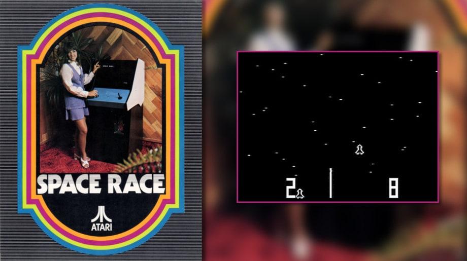 Space Race Ataris Forgotten Arcade Classics Rolling Stone