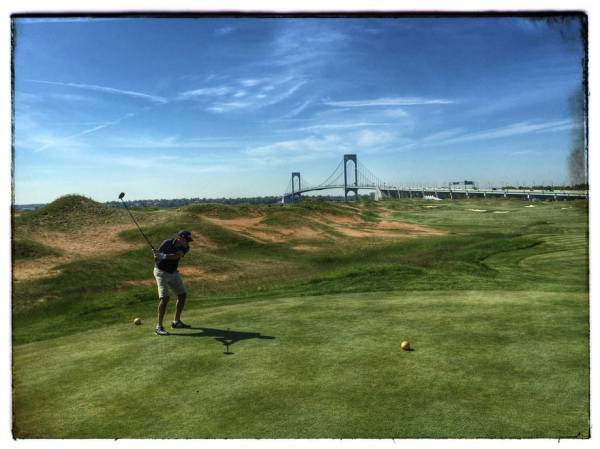 Trump Golf Links Ferry Point The Best Golf Courses In