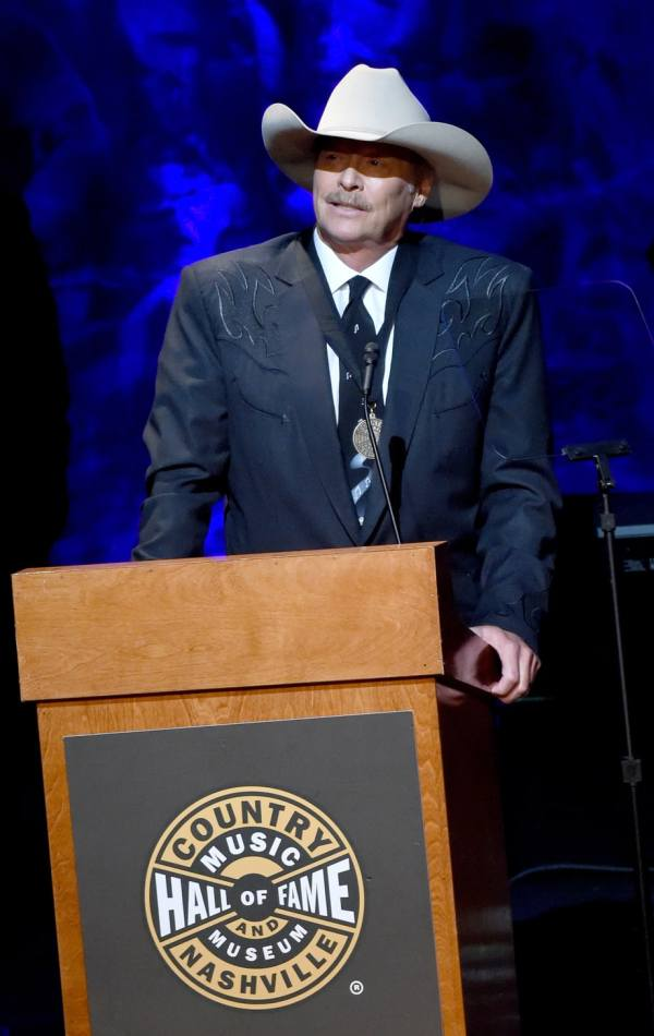 2017 Country Music Hall Of Fame Ceremony 10 Moments