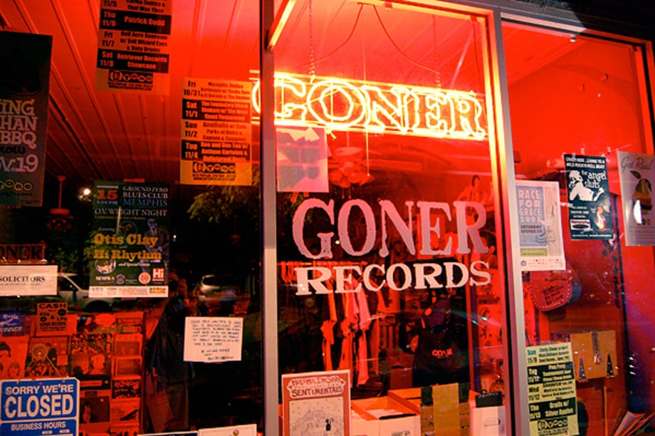 Goner Records The Best Record Stores In The USA