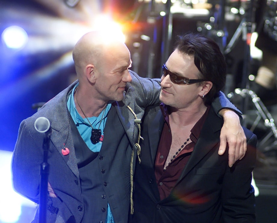 Love Rocks Concert  Michael Stipe Through the Years  Rolling Stone