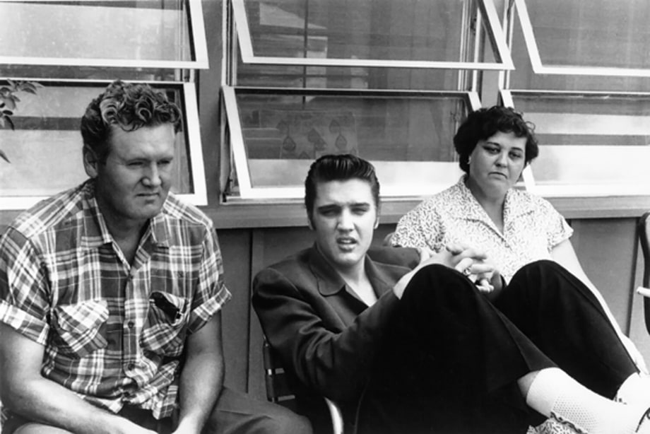 Proud Parents  Elvis Presley Through the Years  Rolling