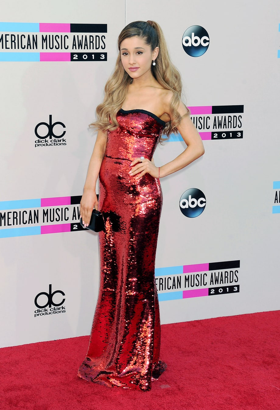 Ariana Grande  2013 American Music Awards The Red Carpet  Rolling Stone