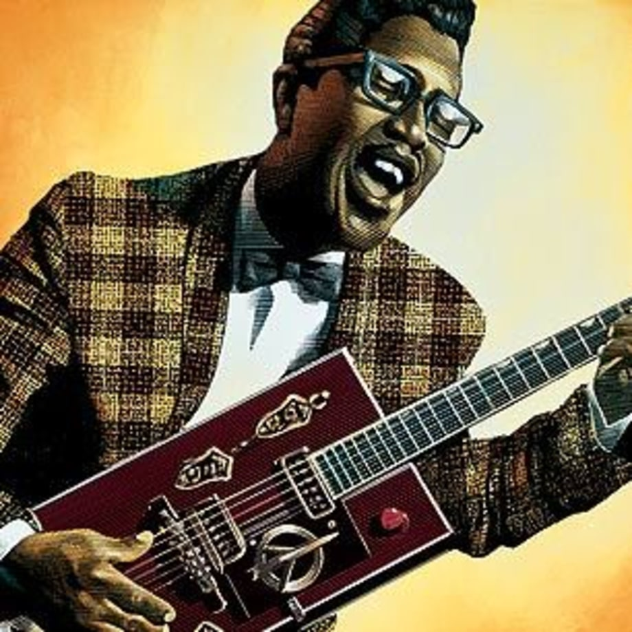 Bo Diddley 100 Greatest Artists Rolling Stone