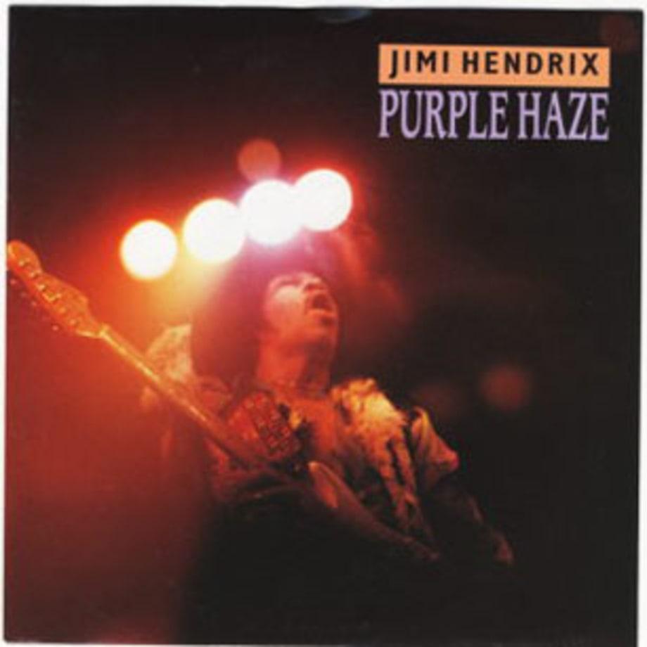 The Jimi Hendrix Experience Purple Haze