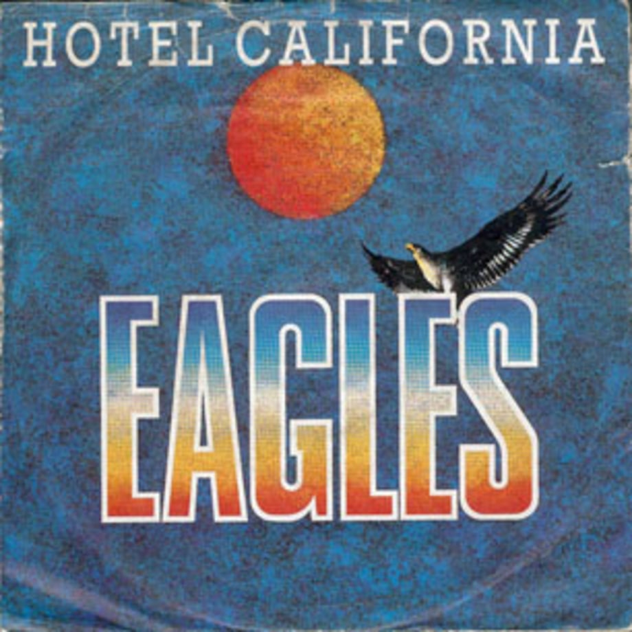 The Eagles, 'hotel California'  500 Greatest Songs Of All Time  Rolling Stone
