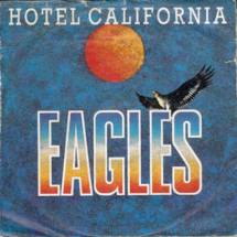 Eagles 'hotel California' 500 Greatest Songs Of
