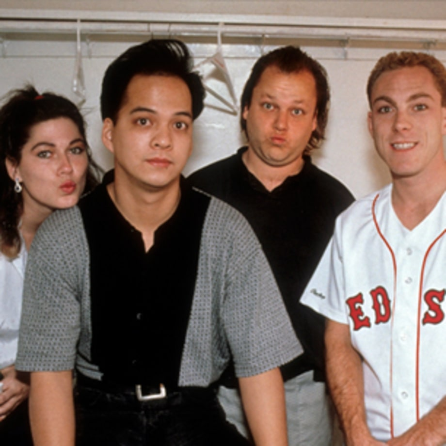 The Pixies The 10 Messiest Band Breakups Rolling Stone