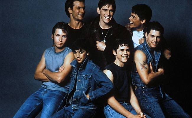 The Outsiders 1983 Risky Business Every Tom Cruise