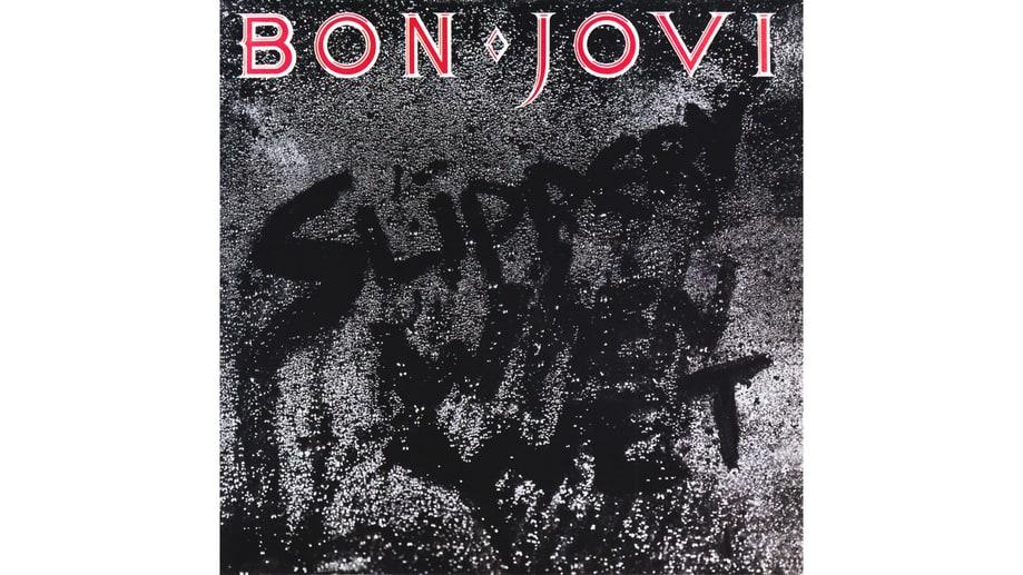 Bon Jovi Slippery When Wet 1986  50 Rock Albums Every Country Fan Should Own  Rolling Stone