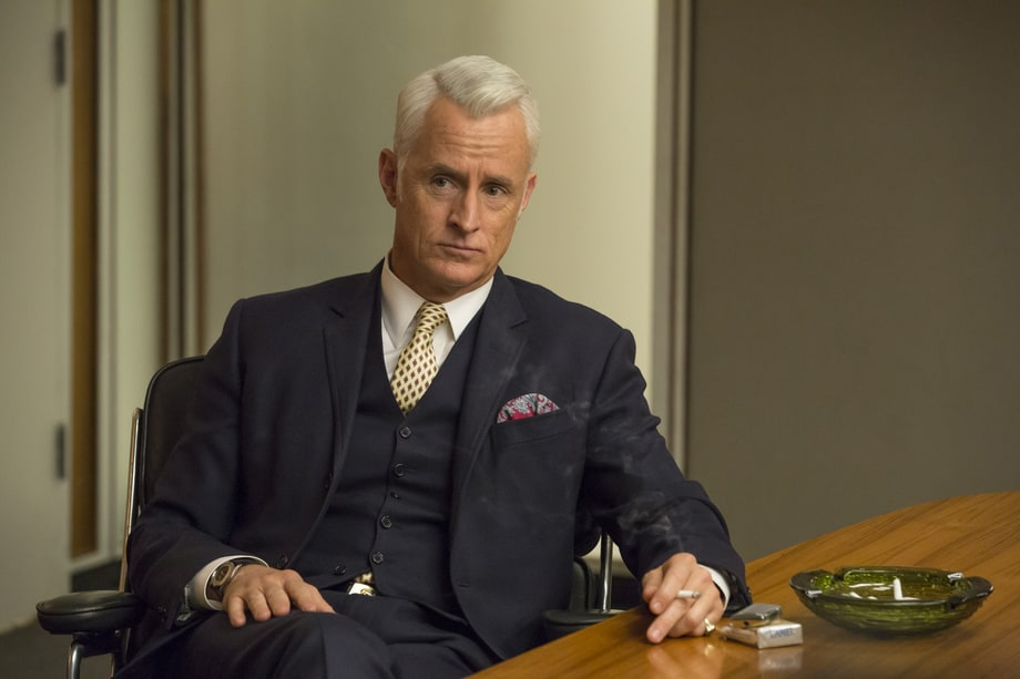 Roger Sterling 50 Best Mad Men Characters Rolling Stone