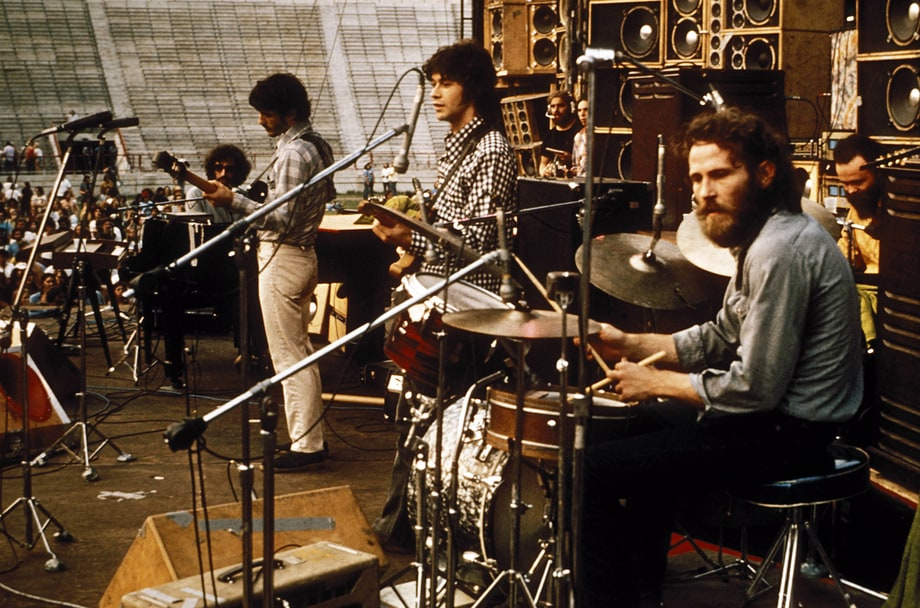 Levon Helm  100 Greatest Drummers of All Time  Rolling Stone