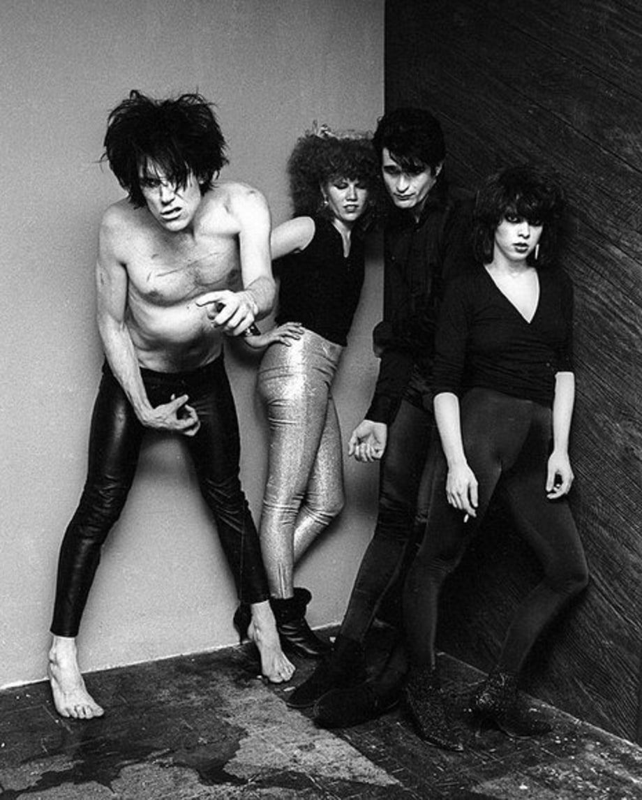 THe Cramps 1979 the Cramps  The Cramps Lux Interior