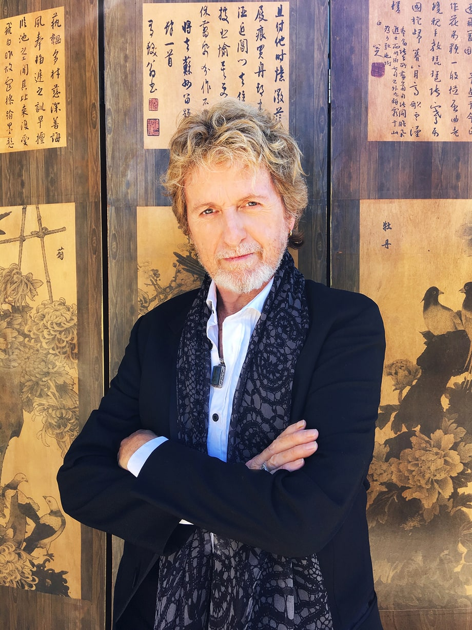 Yes Jon Anderson 5 Songs That Inspired Me Rolling Stone