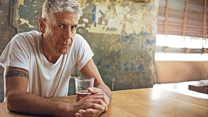 Image result for Tony Bourdain