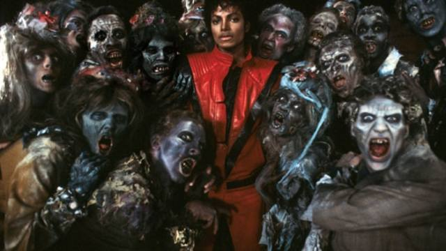 Image result for thriller by michael jackson