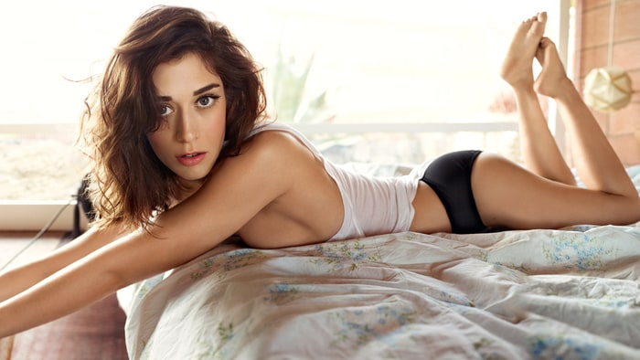 Image result for lizzy caplan