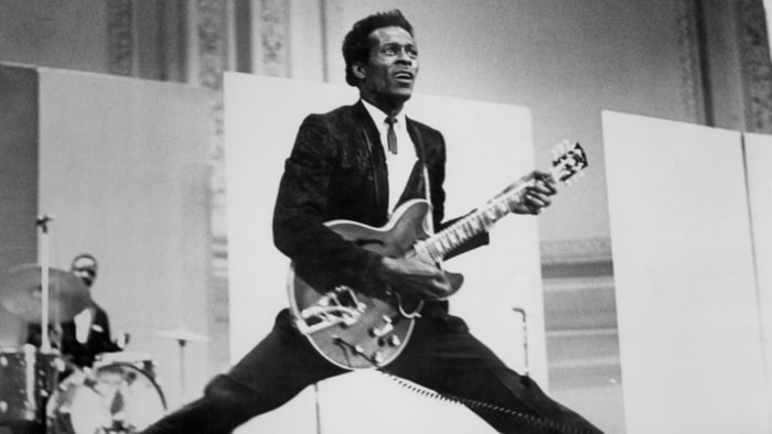 Image result for bear family records chuck berry set