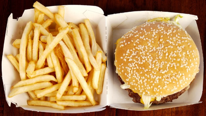 Fast Food Nation Part One The True Cost Of America's Diet Rolling