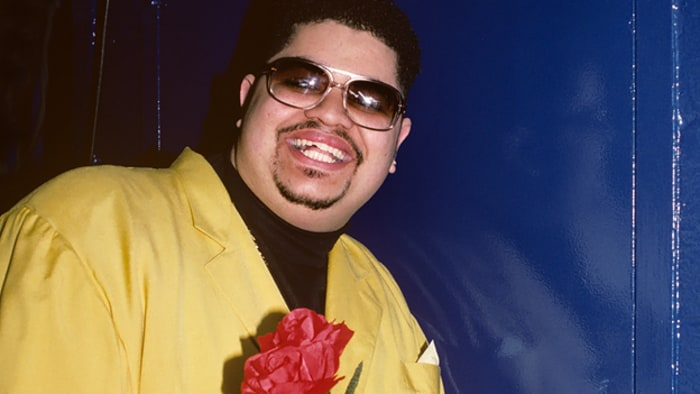 Musicians Grieve for Heavy D  Rolling Stone