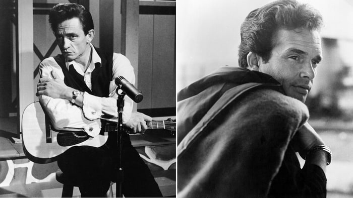 Merle Haggards Lost Interview Country Icon on Johnny Cash  Rolling Stone