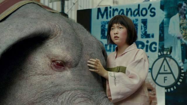 Resultado de imagem para Okja