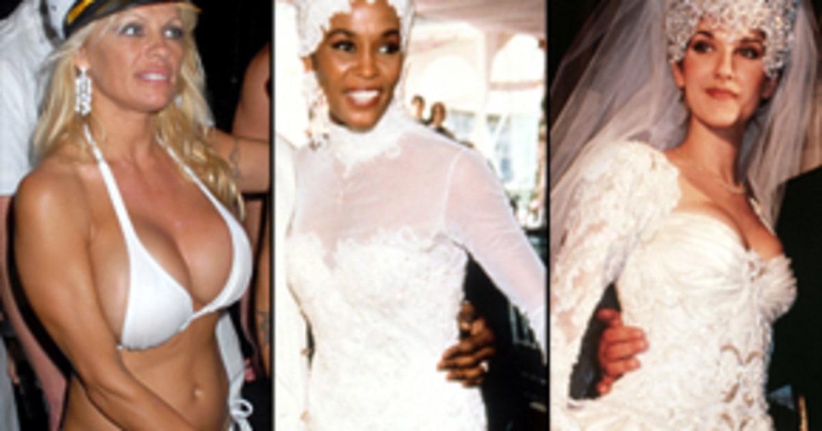 Worst Celeb Wedding Gowns Ever!