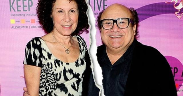 Image result for rhea perlman and danny devito