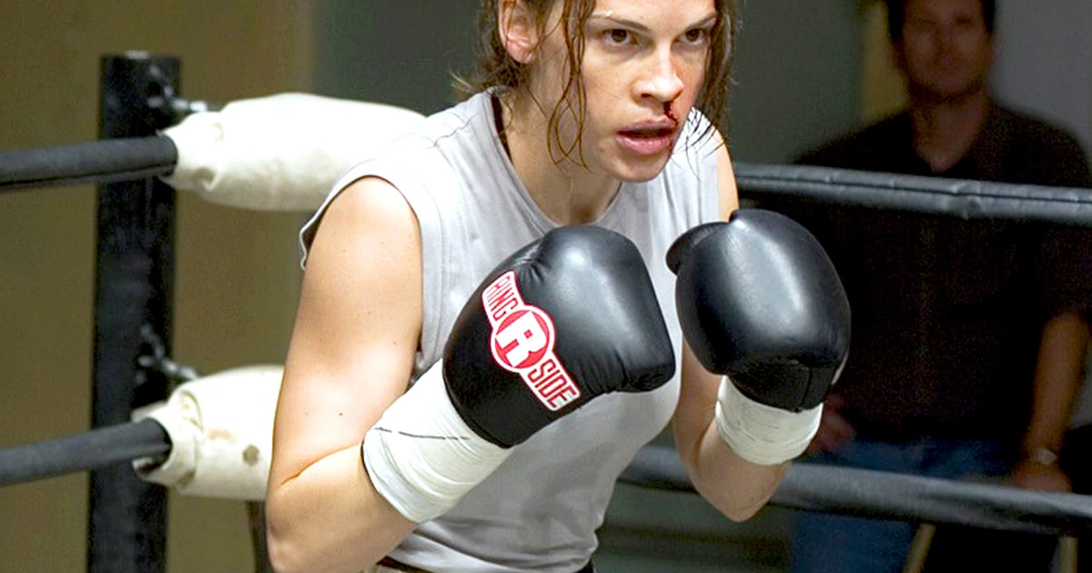 Million Dollar Baby  77th 2004  Best Picture Oscar Winners from the Past 25 Years  Us Weekly
