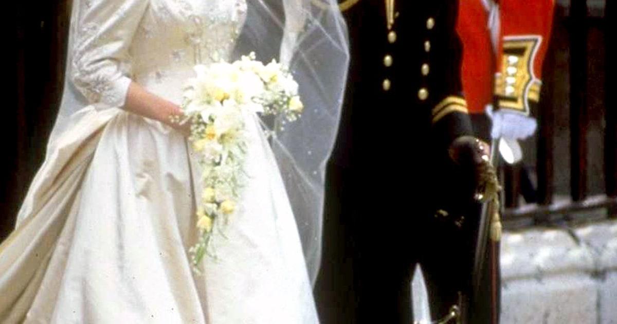 Duchess of York Sarah Ferguson  Most Amazing Royal Wedding Dresses Ever  Us Weekly