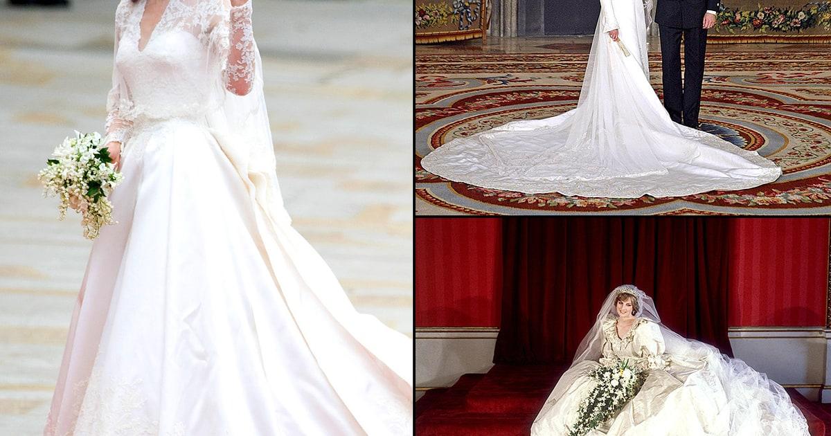 Most Amazing Royal Wedding Dresses Ever
