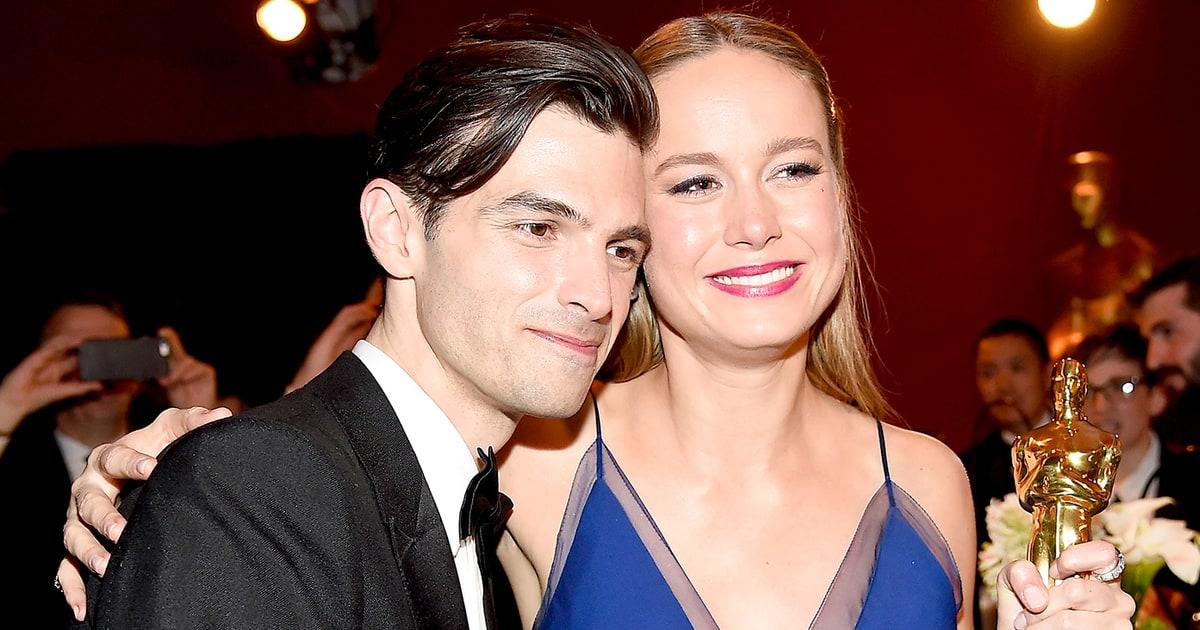 Brie Larson Is Engaged To Boyfriend Alex Greenwald Us Weekly