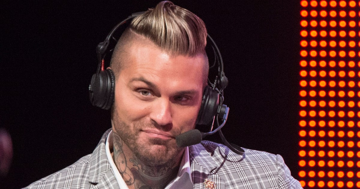 How Corey Graves Became The Wise Cracking Voice Of The WWE