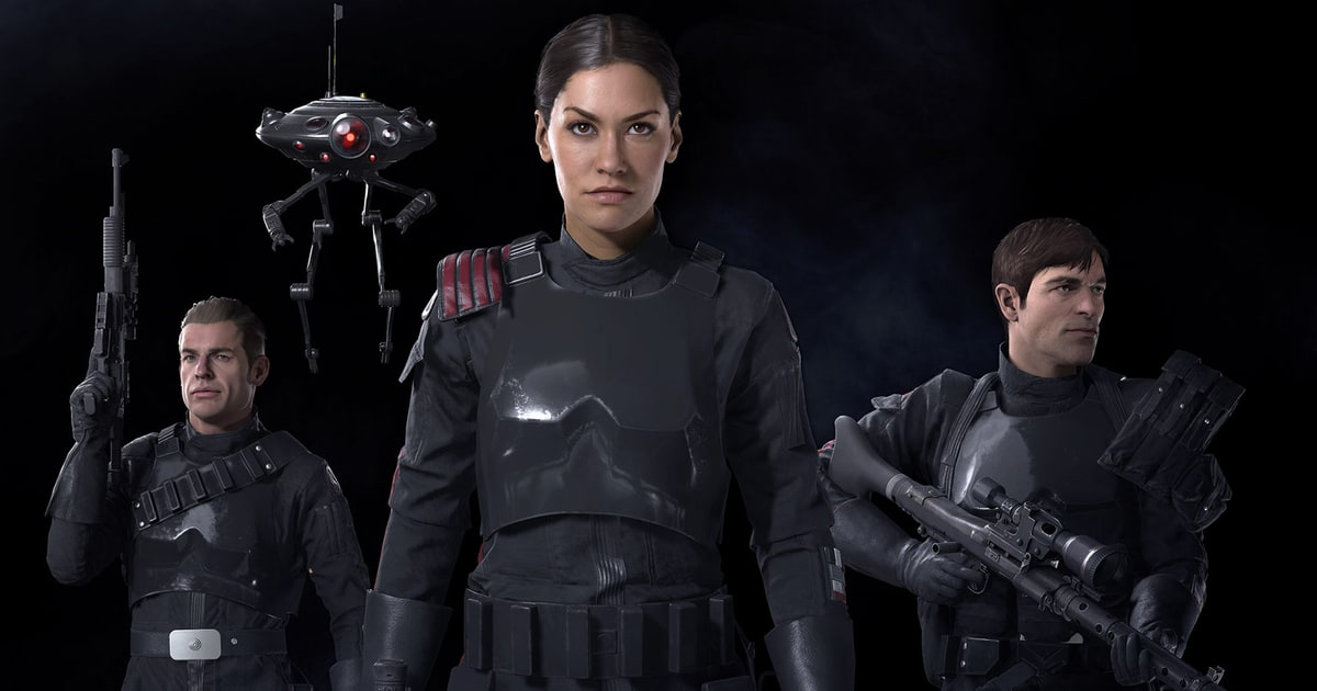 Review Star Wars Battlefront II Inferno Squad Book