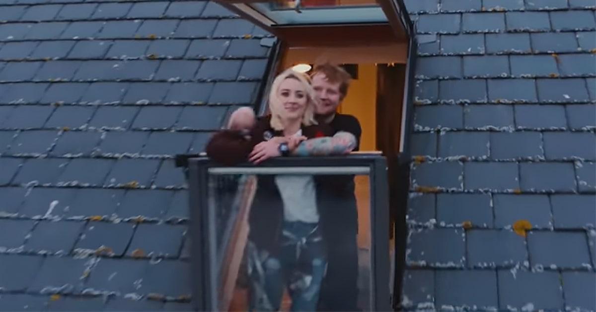 Watch Ed Sheeran Saoirse Ronans Wild Galway Girl Video