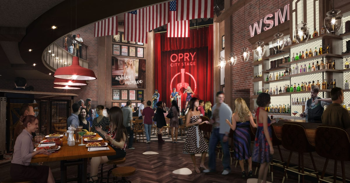 Grand Ole Opry to Open Entertainment Space in New York