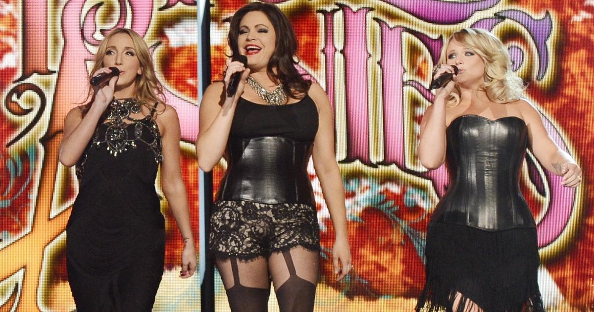Pistol Annies Reunite on Miranda Lamberts Tour  Rolling Stone