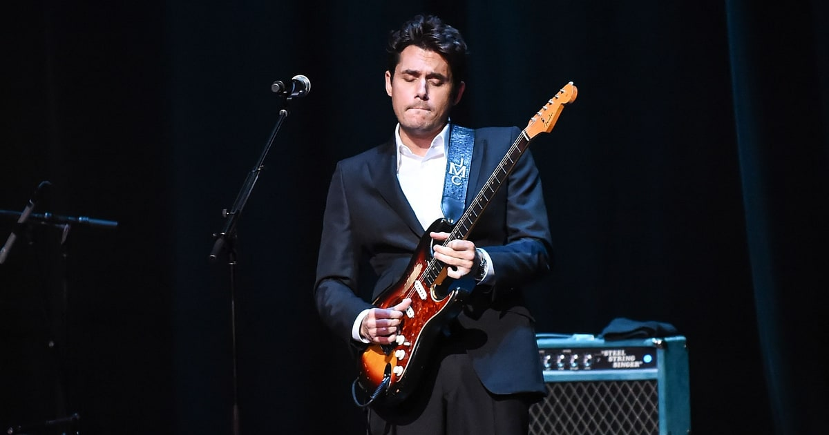 John Mayer Rolling Stone 2017