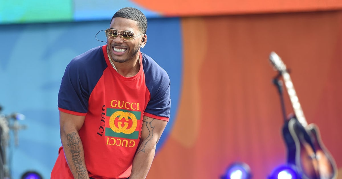 Nelly Beyond Shocked in Statement Following Rape Charge