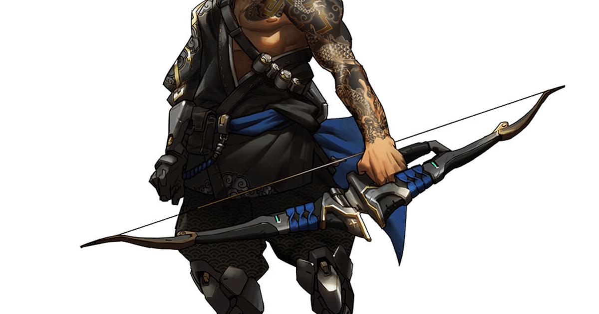 Hanzo Overwatch Character Power Rankings Rolling Stone