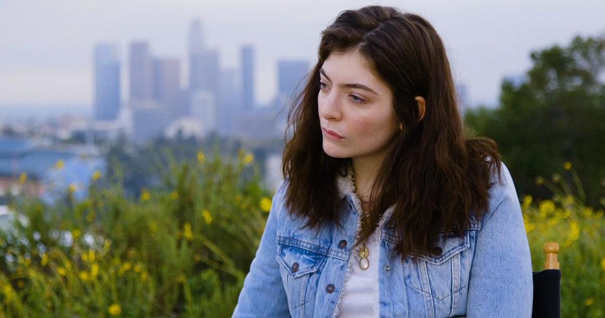 Lorde Talks Emotional Renaissance Life As Baby Adult