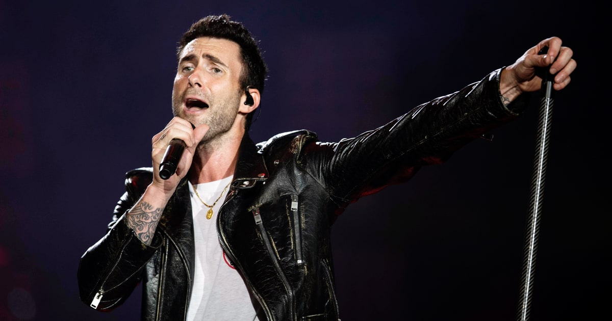 Maroon 5 Detail New Album, 'red Pill Blues'  Rolling Stone
