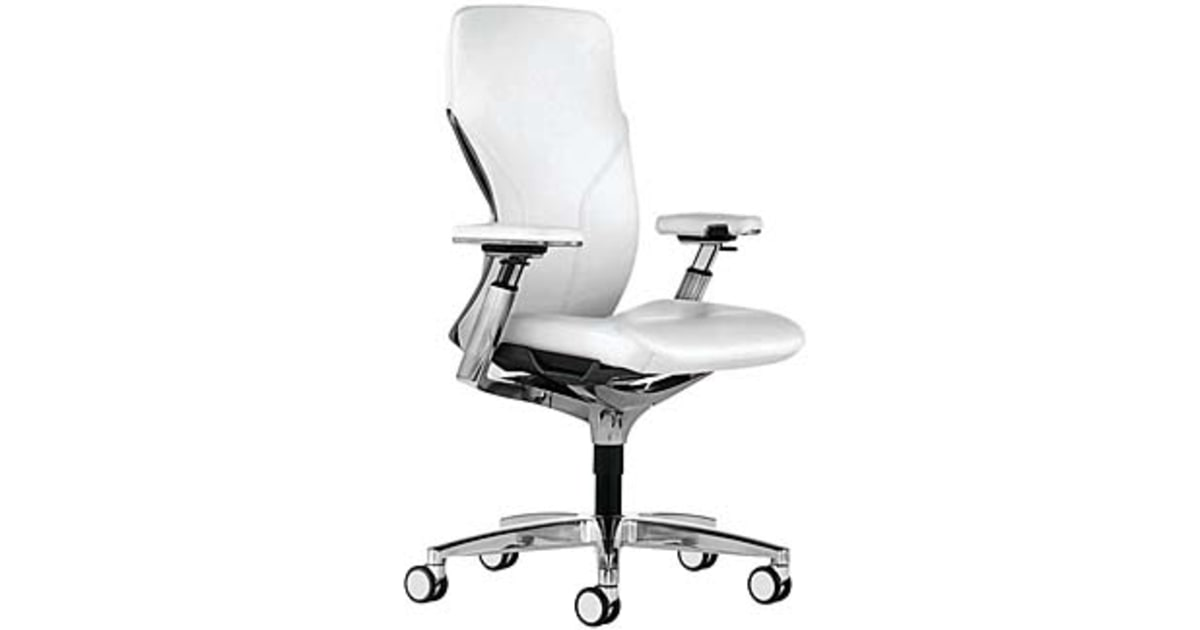 Allsteel Acuity Work  Best Ergonomic Office Chairs to