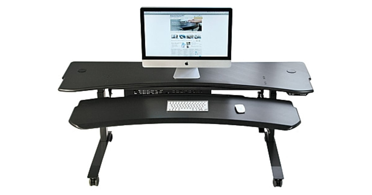 Biomorph Flexo Level3  The Best StandUp Desks  Mens