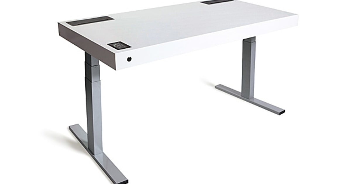 Stir Kinetic Desk  The Best StandUp Desks  Mens Journal