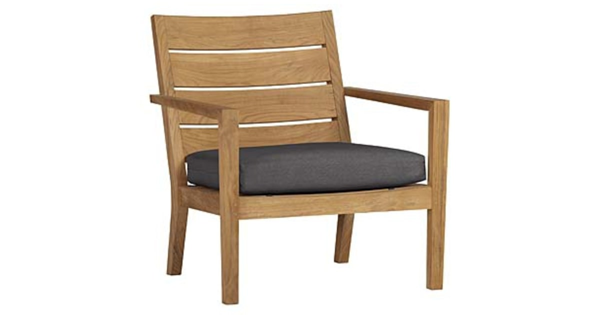 Regatta Lounge Chair  Six Comfortable Outdoor Chairs That
