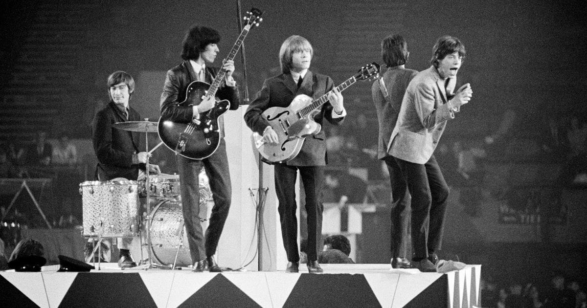 Risultati immagini per Rolling Stones