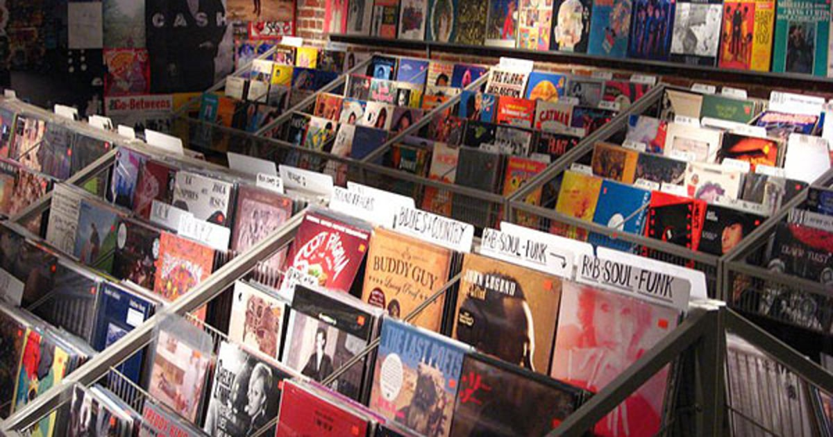 AKA Music  The Best Record Stores in the USA  Rolling Stone