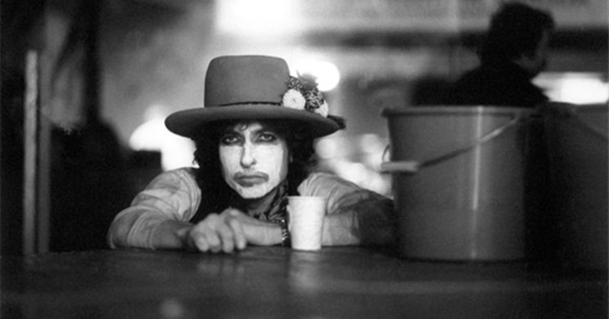 Photos Bob Dylans 1975 Rolling Thunder Revue Rolling